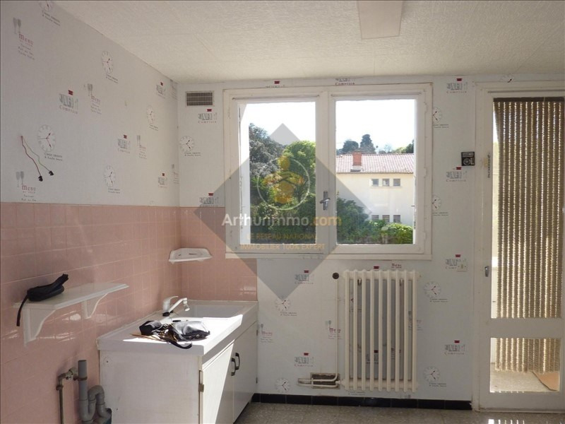 Vente appartement Sete 130 000€ - Photo 1