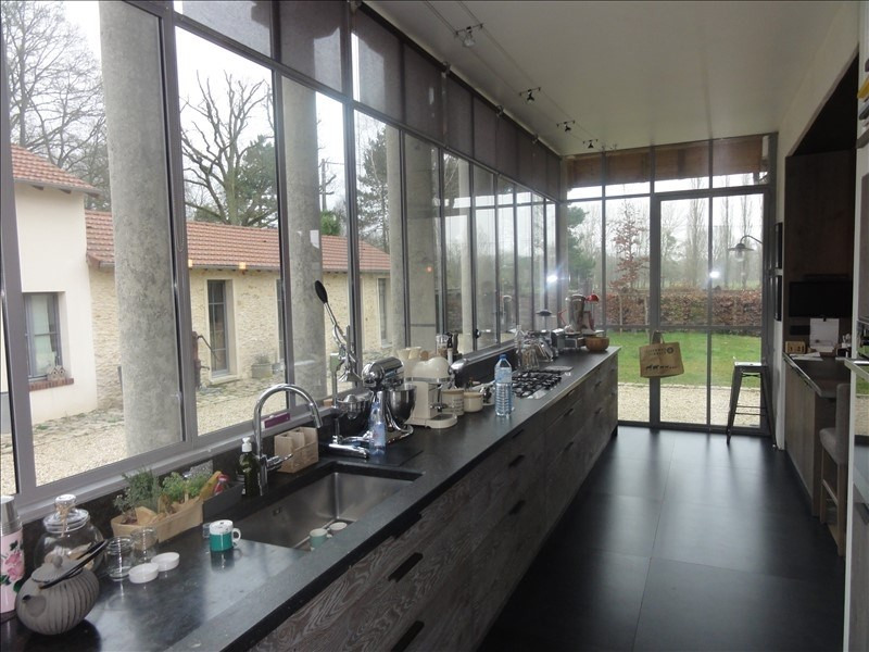 Vente de prestige maison / villa Montfort l amaury 2260000€ - Photo 3