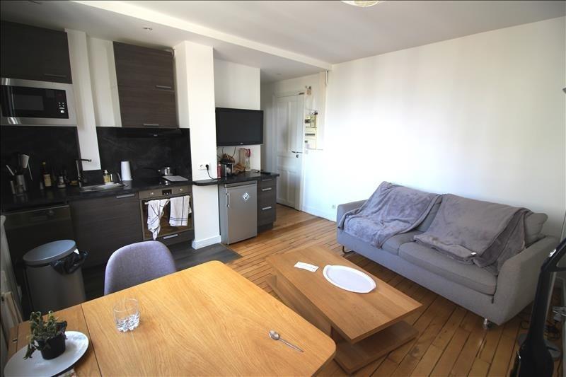 Rental apartment Boulogne billancourt 1200€ CC - Picture 2
