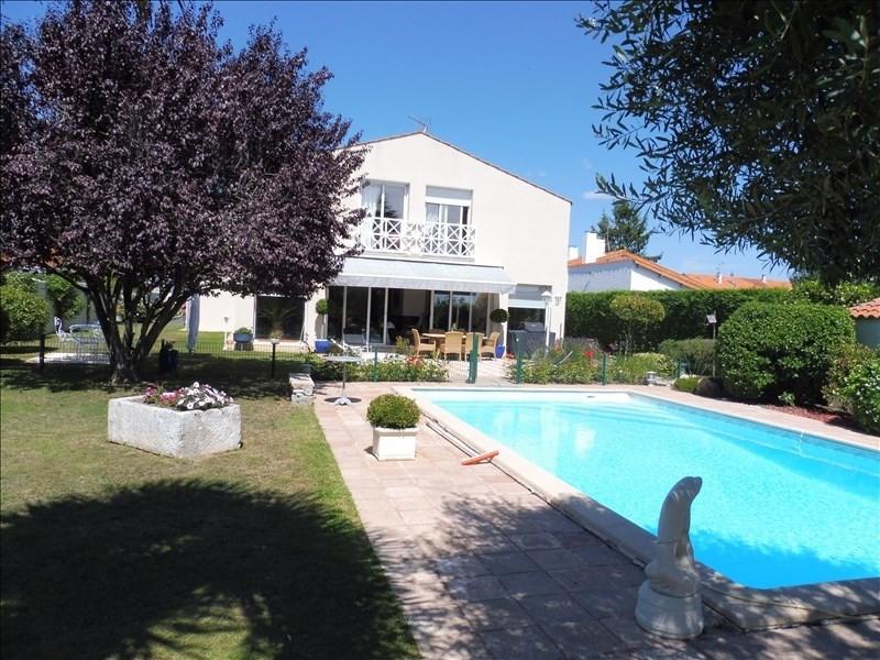 Vente maison / villa La roche sur yon 499000€ - Photo 1