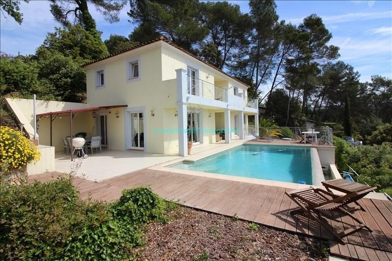 Vente de prestige maison / villa Mouans sartoux 849000€ - Photo 3