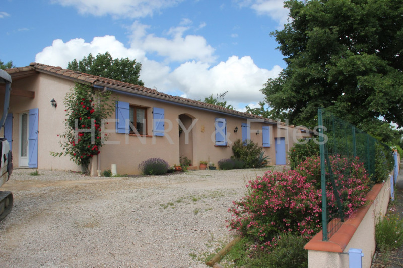 Vente maison / villa Samatan 320000€ - Photo 1
