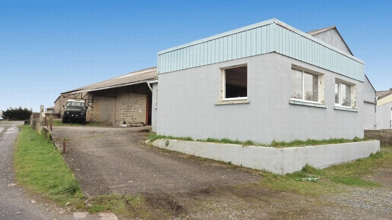 Sale hangar Creances 50 000€ - Picture 2