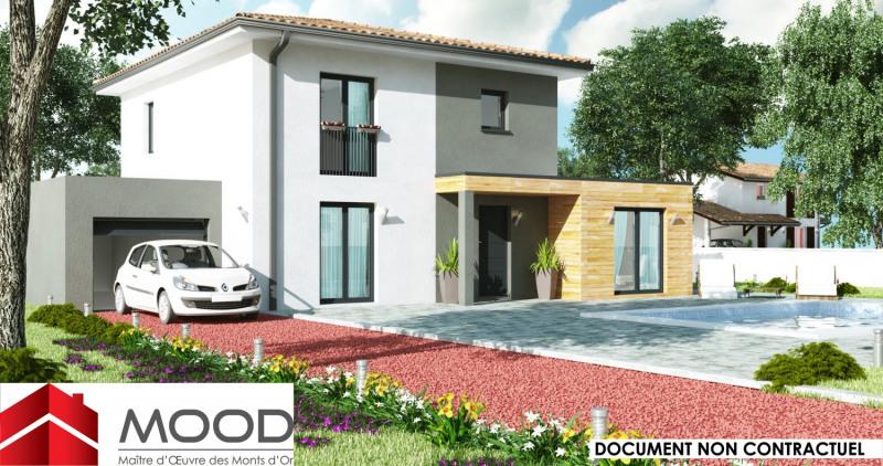 Maison  5 pièces + Terrain 300 m² Chaleins par MOOD