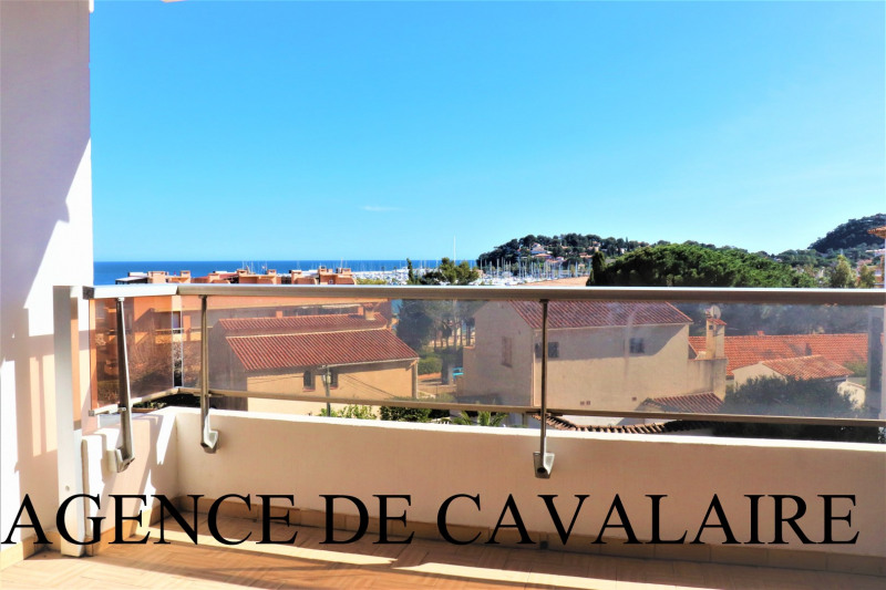 Appartement Studio à Cavalaire à vue mer et proche de la plage