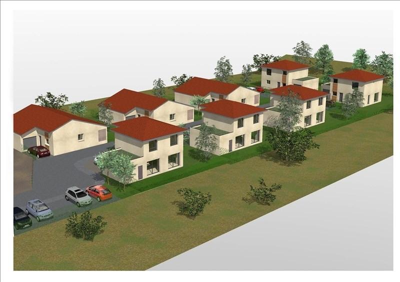 Verkoop  huis Vaulx milieu 269900€ - Foto 2