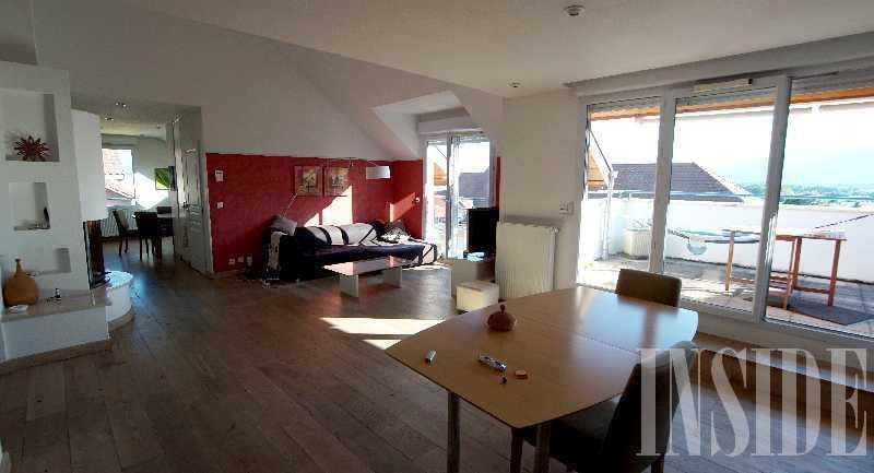 Sale apartment St genis pouilly 475 000€ - Picture 4