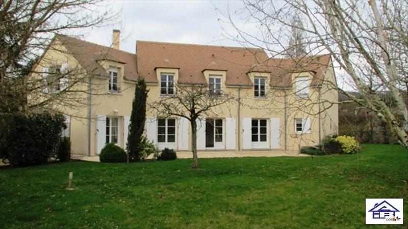 Rental house / villa Saint nom la breteche 3200€ CC - Picture 1
