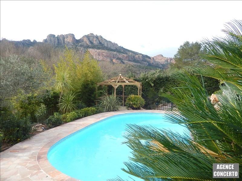 Verkauf von luxusobjekt haus Roquebrune sur argens 840000€ - Fotografie 2