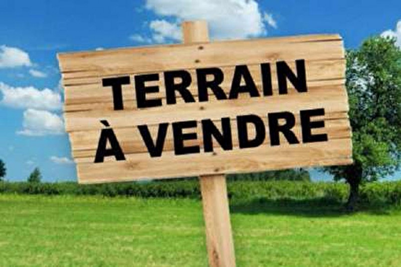 Vente terrain Abbeville saint lucien 58 000€ - Photo 1