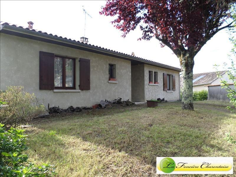Vente maison / villa Dignac 139100€ - Photo 1