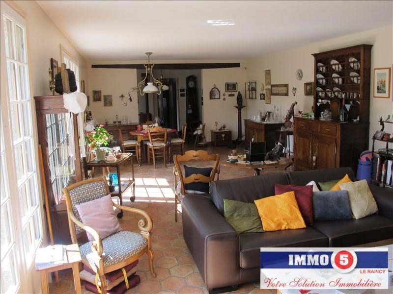 Sale house / villa Le raincy 690000€ - Picture 3