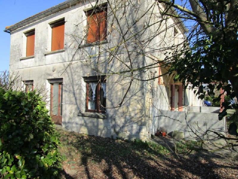 Sale house / villa Villeneuve 118000€ - Picture 1