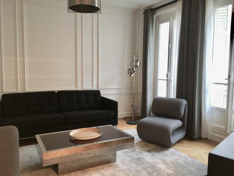 Alquiler  apartamento Paris 17ème 4190€ CC - Fotografía 3