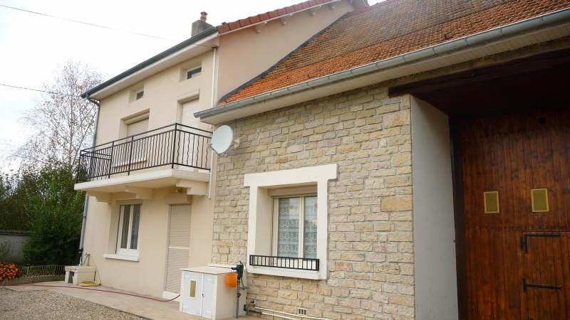 Life annuity house / villa St jean de losne 79000€ - Picture 1