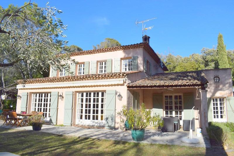 Verkauf von luxusobjekt haus Montauroux 760000€ - Fotografie 4