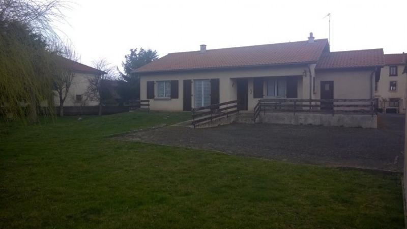 Vente maison / villa St christophe sur dolaison 157500€ - Photo 7