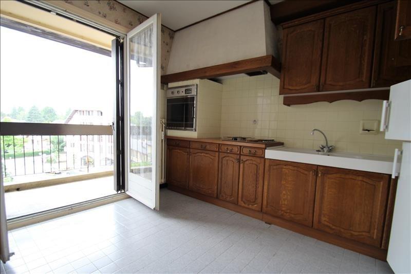 Vente appartement La motte servolex 103000€ - Photo 3