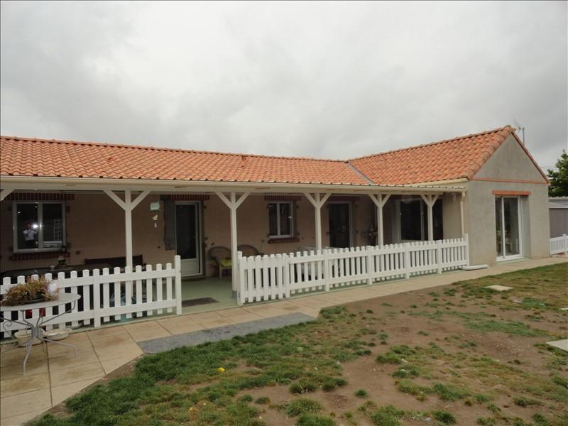 Vente maison / villa Boussay 218900€ - Photo 1