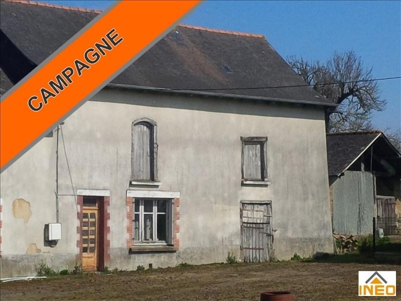 Vente maison / villa La meziere 111300€ - Photo 1