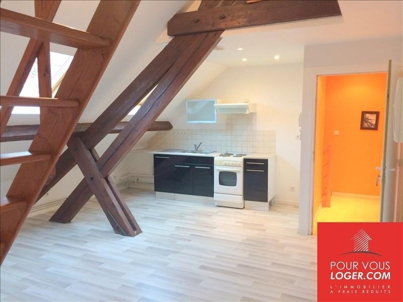 Location appartement Boulogne sur mer 450€ CC - Photo 1