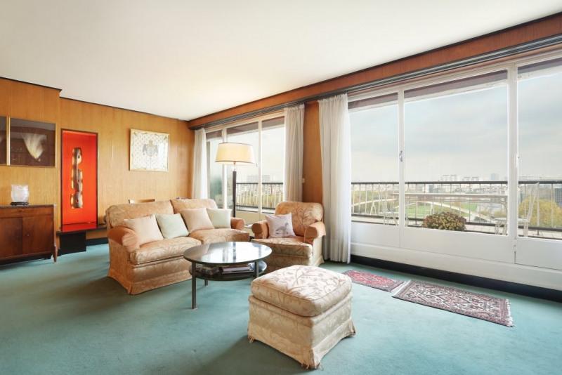 Vente de prestige appartement Paris 16ème 1050000€ - Photo 4