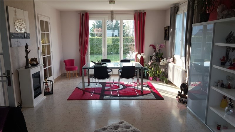 Sale house / villa Jussy 263750€ - Picture 2