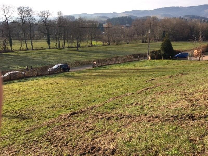 Vente terrain Renaison 75900€ - Photo 1
