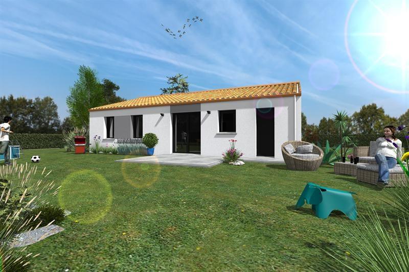 Maison  5 pièces + Terrain 333 m² Gorges (44190) par ESPACE HABITAT