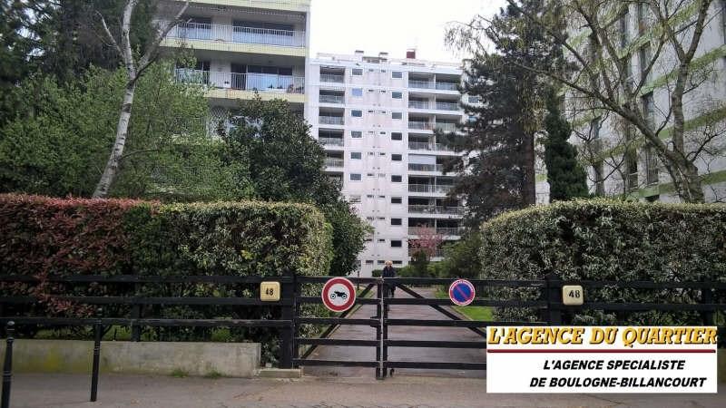 Locação estacionamento Boulogne billancourt 95€ CC - Fotografia 3