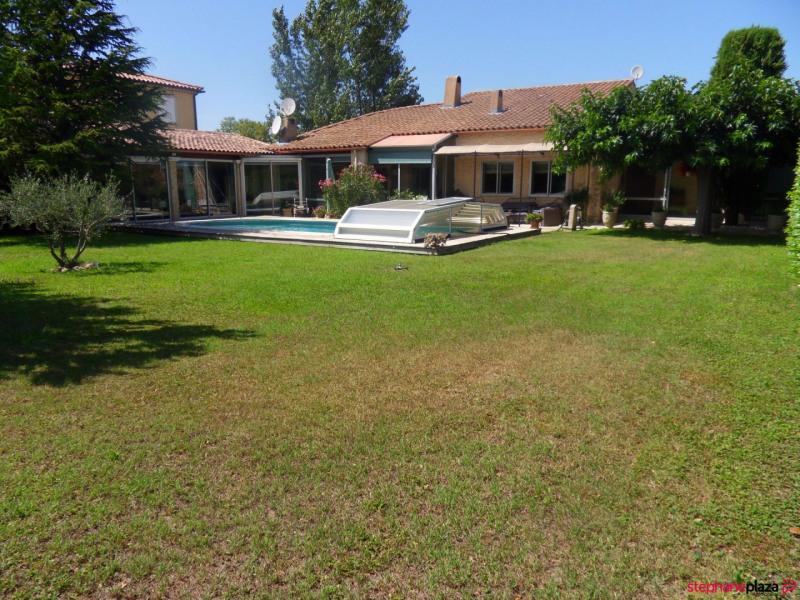 Sale house / villa Morieres les avignon 380000€ - Picture 1
