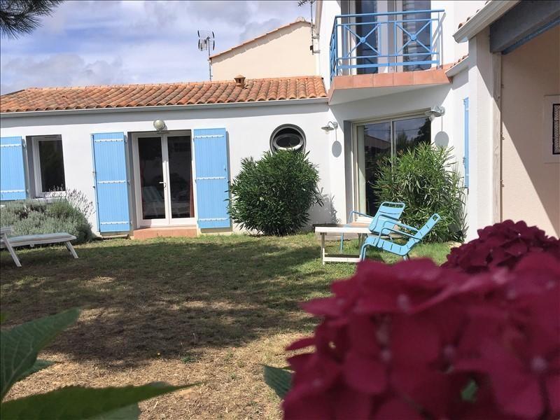 Sale house / villa Jard sur mer 280800€ - Picture 2