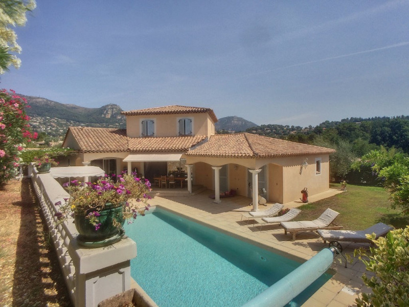 Deluxe sale house / villa Vence 799 000€ - Picture 1