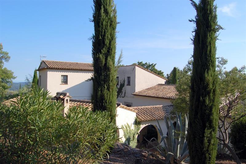 Revenda residencial de prestígio casa Seillans 2300000€ - Fotografia 11