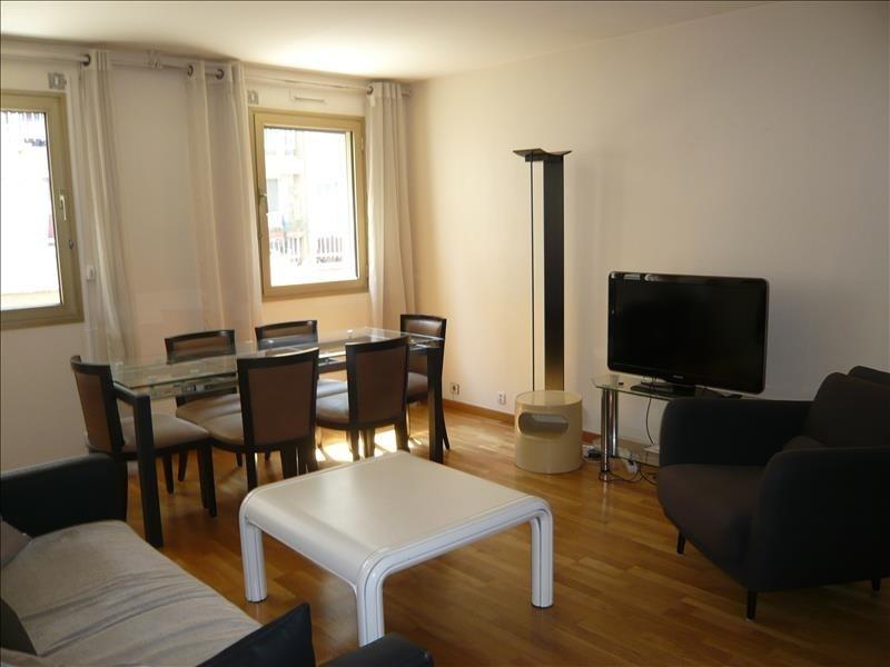Verhuren  appartement Paris 15ème 1500€ CC - Foto 2