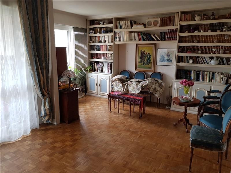 Sale apartment Meudon la foret 296 000€ - Picture 2