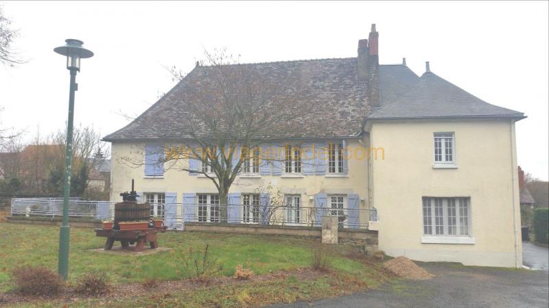 Life annuity house / villa Leigné-les-bois 65000€ - Picture 1