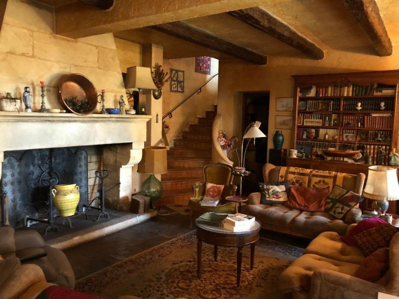 Revenda residencial de prestígio casa Villeneuve les avignon 753000€ - Fotografia 3