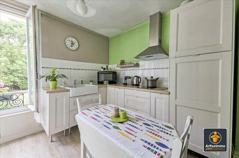 Investment property apartment Villeneuve st georges 103000€ - Picture 1