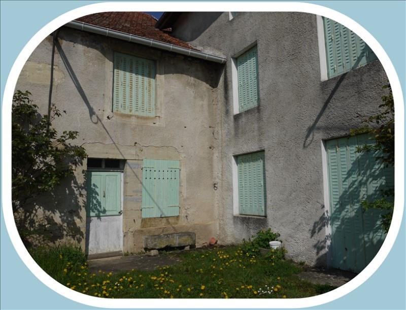 Vente maison / villa Fontaine francaise 80000€ - Photo 5