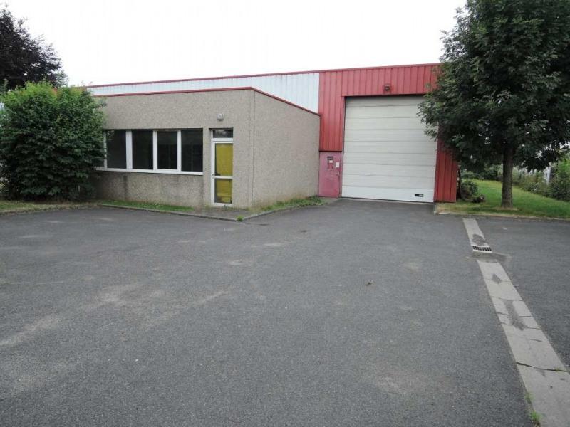 Vente Local d'activités / Entrepôt Moissy-Cramayel 0
