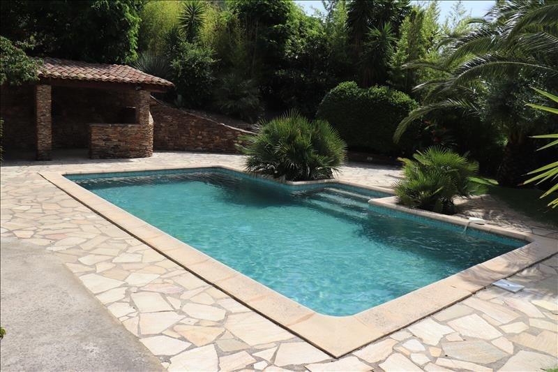Vente de prestige maison / villa Cavalaire sur mer 788000€ - Photo 8