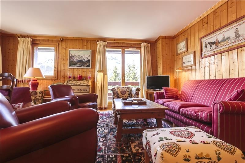 Deluxe sale apartment Meribel 1250000€ - Picture 8