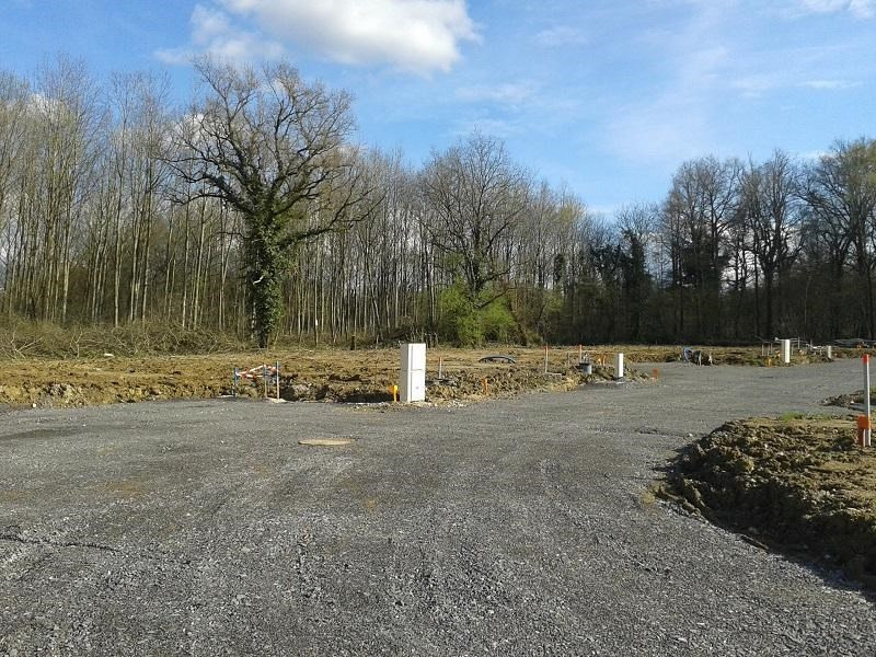 Terrain  de 370 m² Saint-Paul-de-Varax par ARVE Lotissements