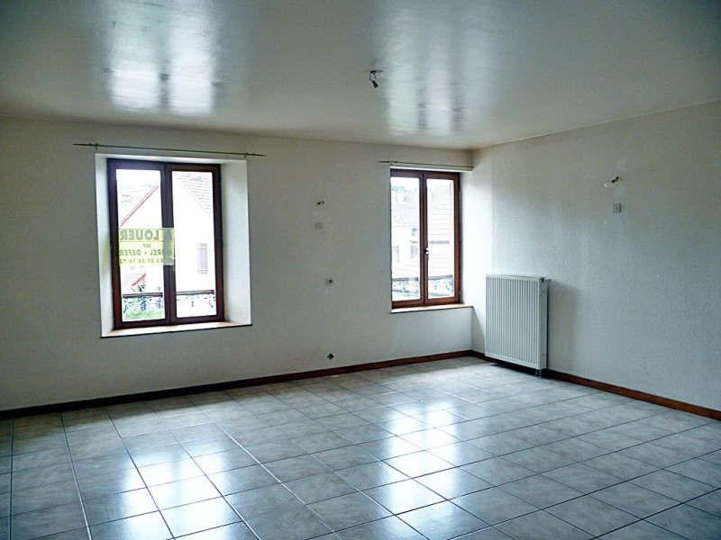Rental apartment La petite raon 325€ CC - Picture 2