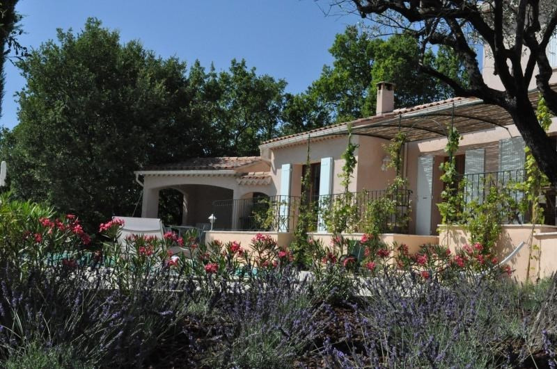 Vente maison / villa Malemort du comtat 518000€ - Photo 10