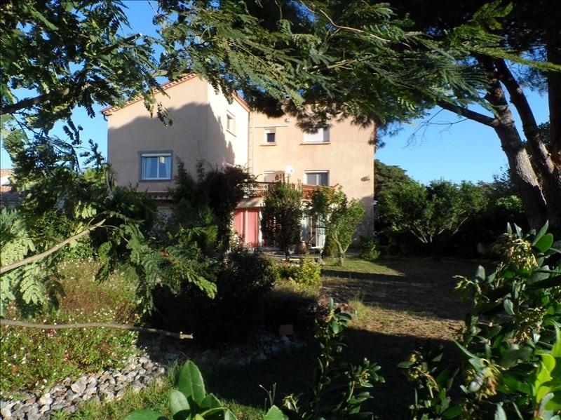 Sale house / villa Bompas 399000€ - Picture 1
