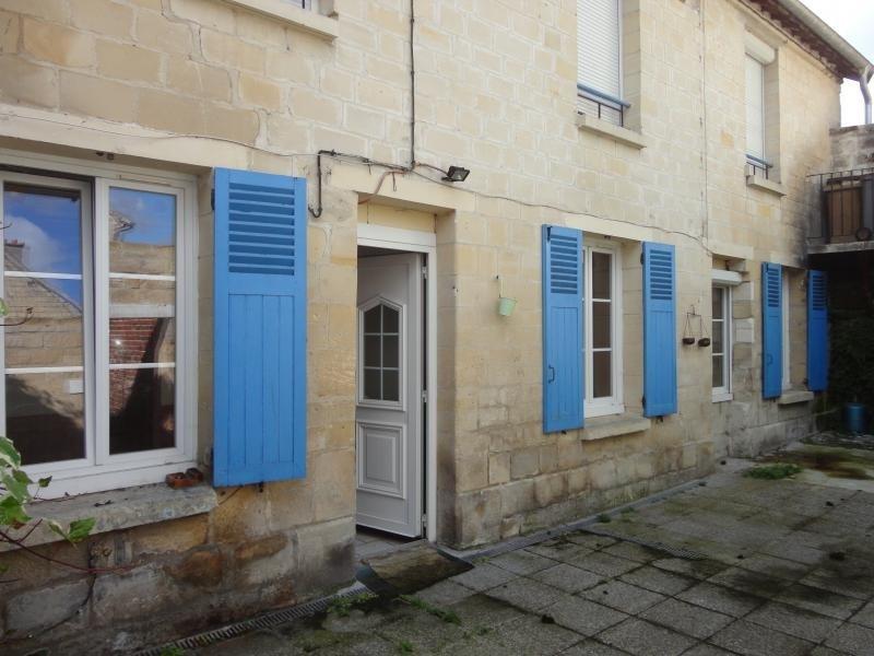 Sale house / villa Cramoisy 97000€ - Picture 1