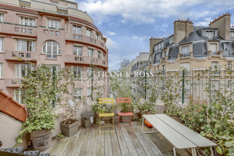 Sale apartment Paris 16ème 1 537 000€ - Picture 1