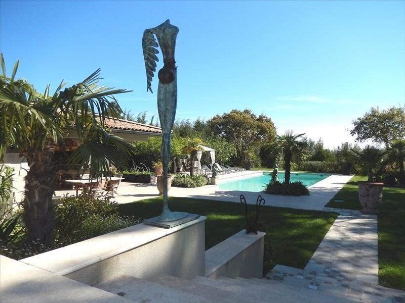 Immobile residenziali di prestigio casa Carpentras 1260000€ - Fotografia 3
